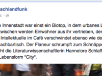 Screenshot facebook.de, 22.12.2014
