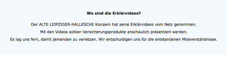 (Screenshot https://al-video.de/OFFLINE/)